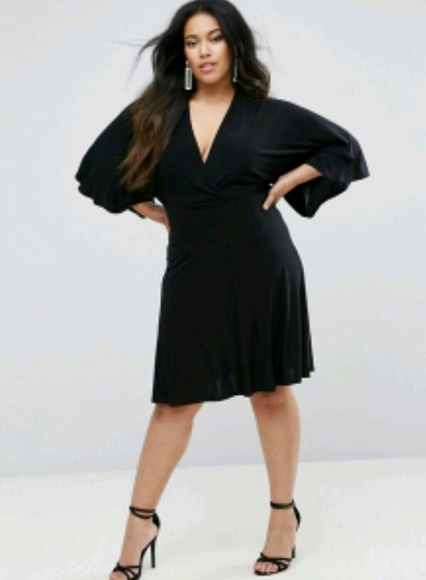 43d7be2334f ASOS Curve Dresses